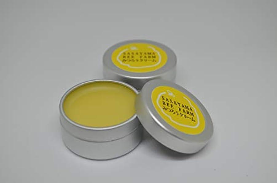 しつけ居住者花火ささやまビーファーム ミツロウクリーム 養蜂家の作ったハンドクリーム (5個)
