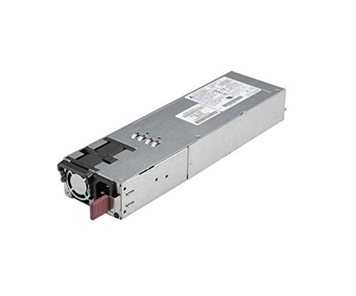 ロンドンこしょう読みやすいSupermicro PWS-1K66P-1R 1U 1600W Redundant Platinum Power Supply 73.5mm width,RoHS/REACH,PBF [並行輸入品]