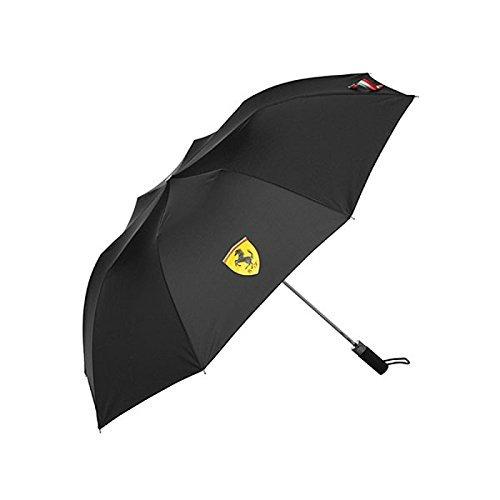 フェラーリブラックゴルフ傘by Ferrari