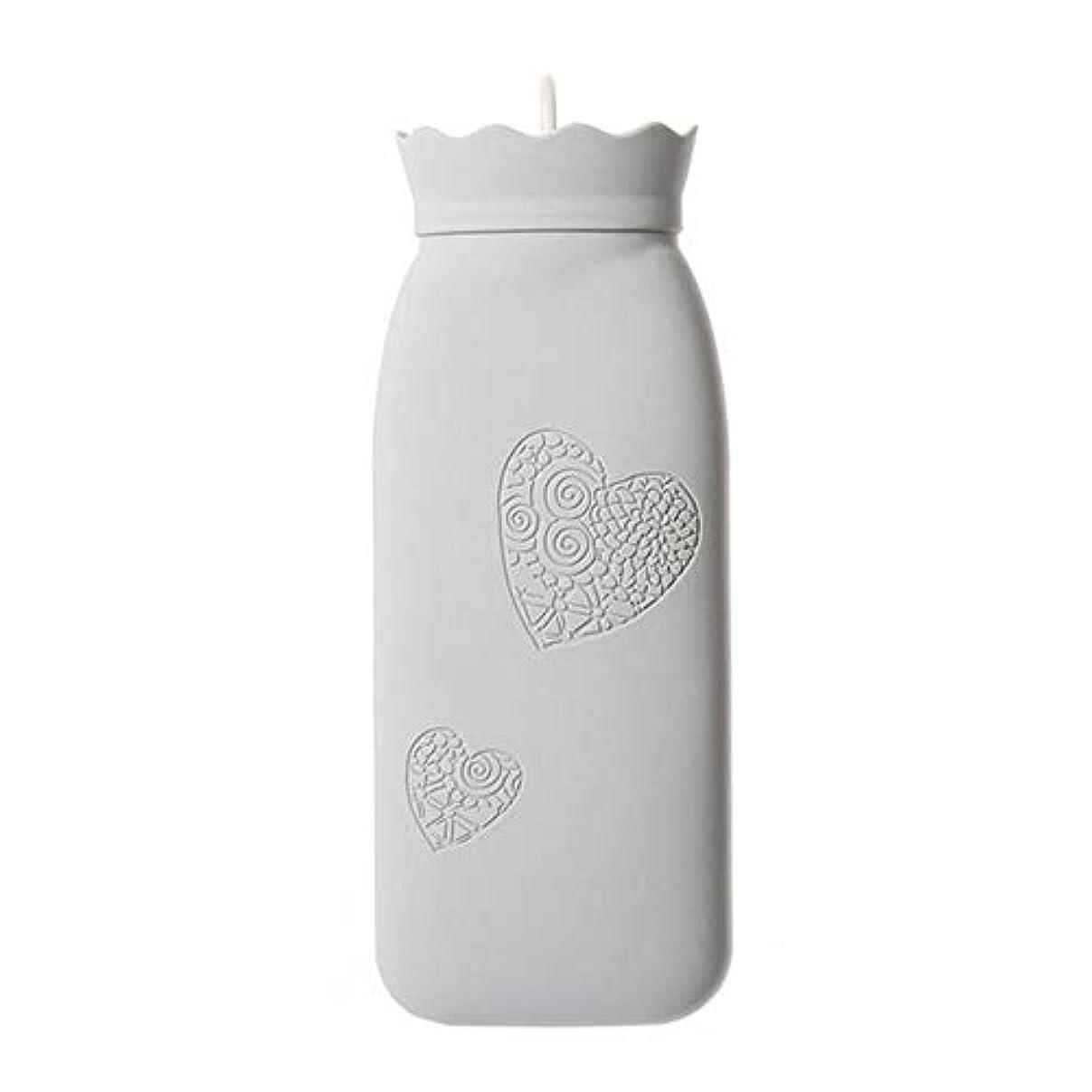 航空便予想外想起CoolTackホームオフィスのためのニットカバーマイクロウェーブ暖房の熱湯バッグが付いているのシリコーンの熱湯バッグ