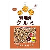 共立食品 素焼きクルミ 徳用 200g×12袋入×(2ケース)