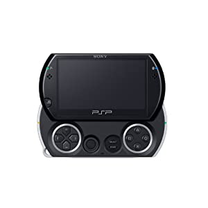 PSP go「プレイステーション・ポータブル go」 ピアノ・ブラック (PSP-N1000PB)【メーカー生産終了】
