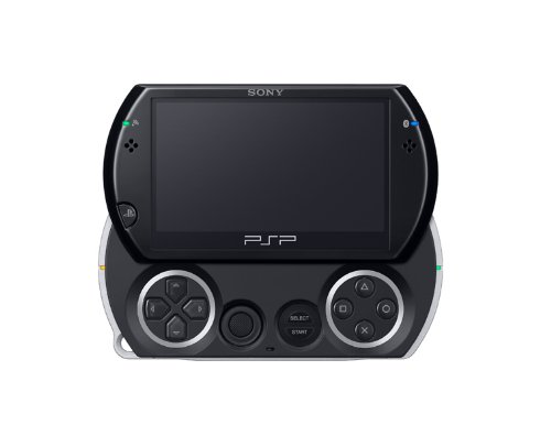 PSP go「プレイステーション・ポータブル go」 ピアノ・ブラック (PSP-N1000PB)【メーカー生産終了】の詳細を見る