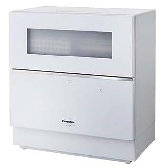 パナソニック 食器洗い乾燥機(ホワイト)【食洗機】【食器洗い機】 Panasonic NP-TZ100-W