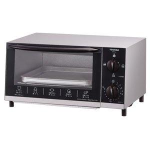 東芝 オーブントースター シルバーTOSHIBA HTR-L4-S