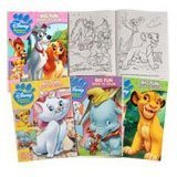 Disney Animal Friends Colouring Book Multipack (Assorted, Designs Vary)