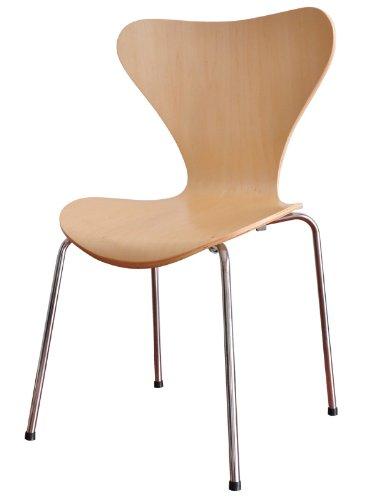 RoomClip商品情報 - アルネ・ヤコブセン Seven Chair セブンチェア バーチ(樺) ナチュラル