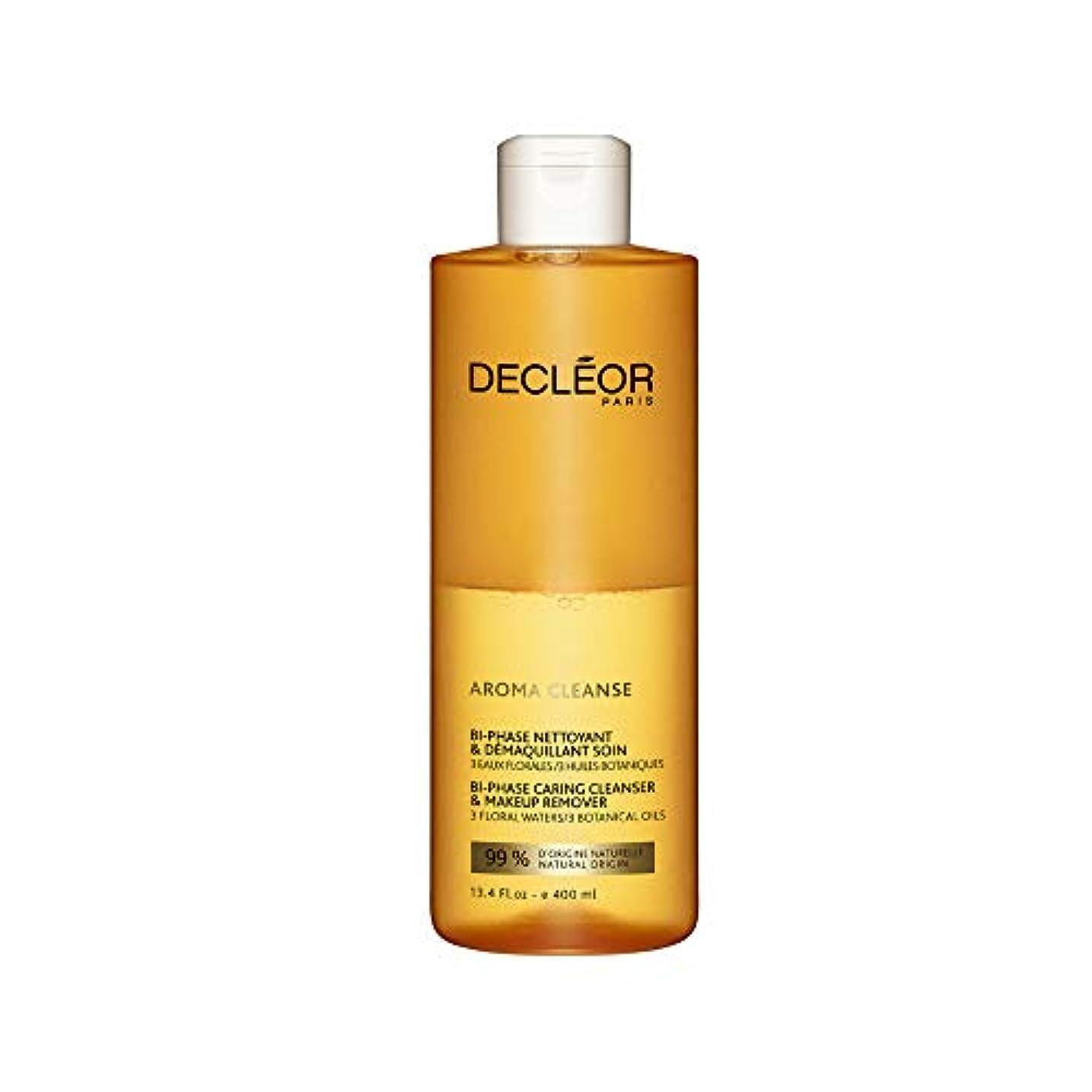 粘着性望む大邸宅デクレオール Aroma Cleanse Bi-Phase Caring Cleanser & Makeup Remover (Salon Size) 400ml/13.5oz並行輸入品