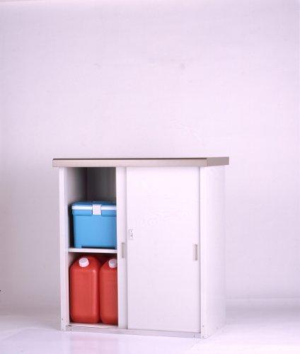グリーンライフ 家庭用収納庫 HMG-910