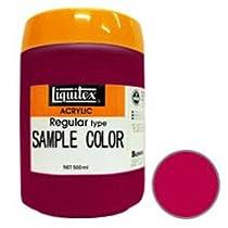 Liquitex リキテックス レギュラー 500ml ナフソールクリムソン