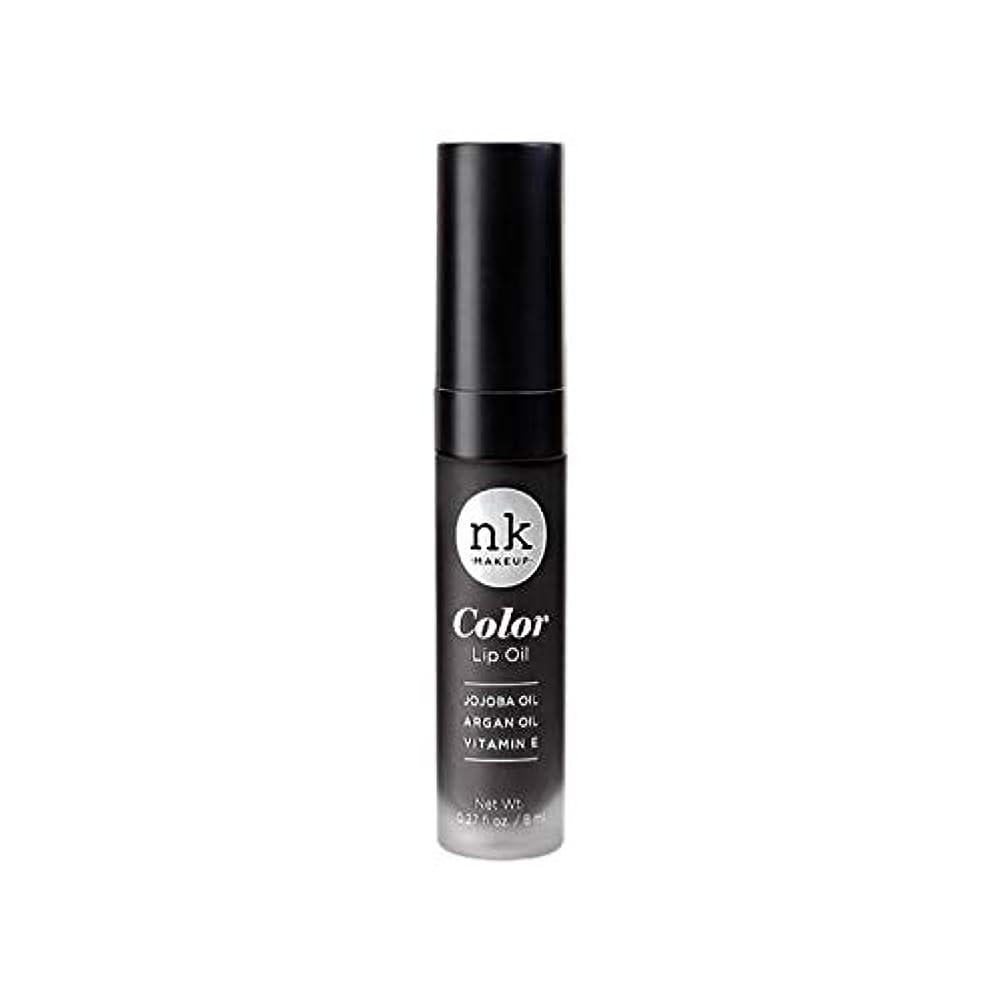 歌う図最もNICKA K Color Lip Oil - Merlot (並行輸入品)