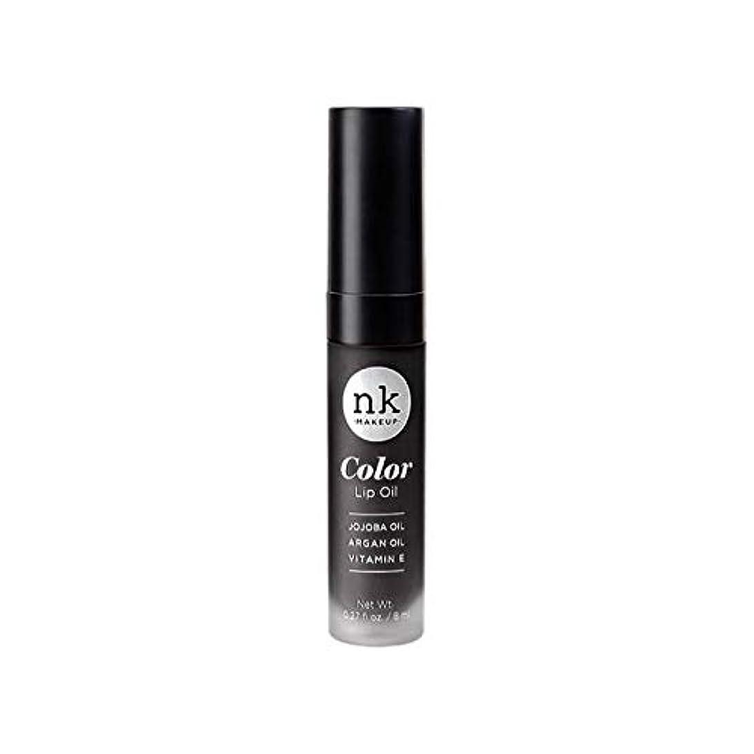 忌み嫌う吹雪信頼NICKA K Color Lip Oil - Merlot (並行輸入品)