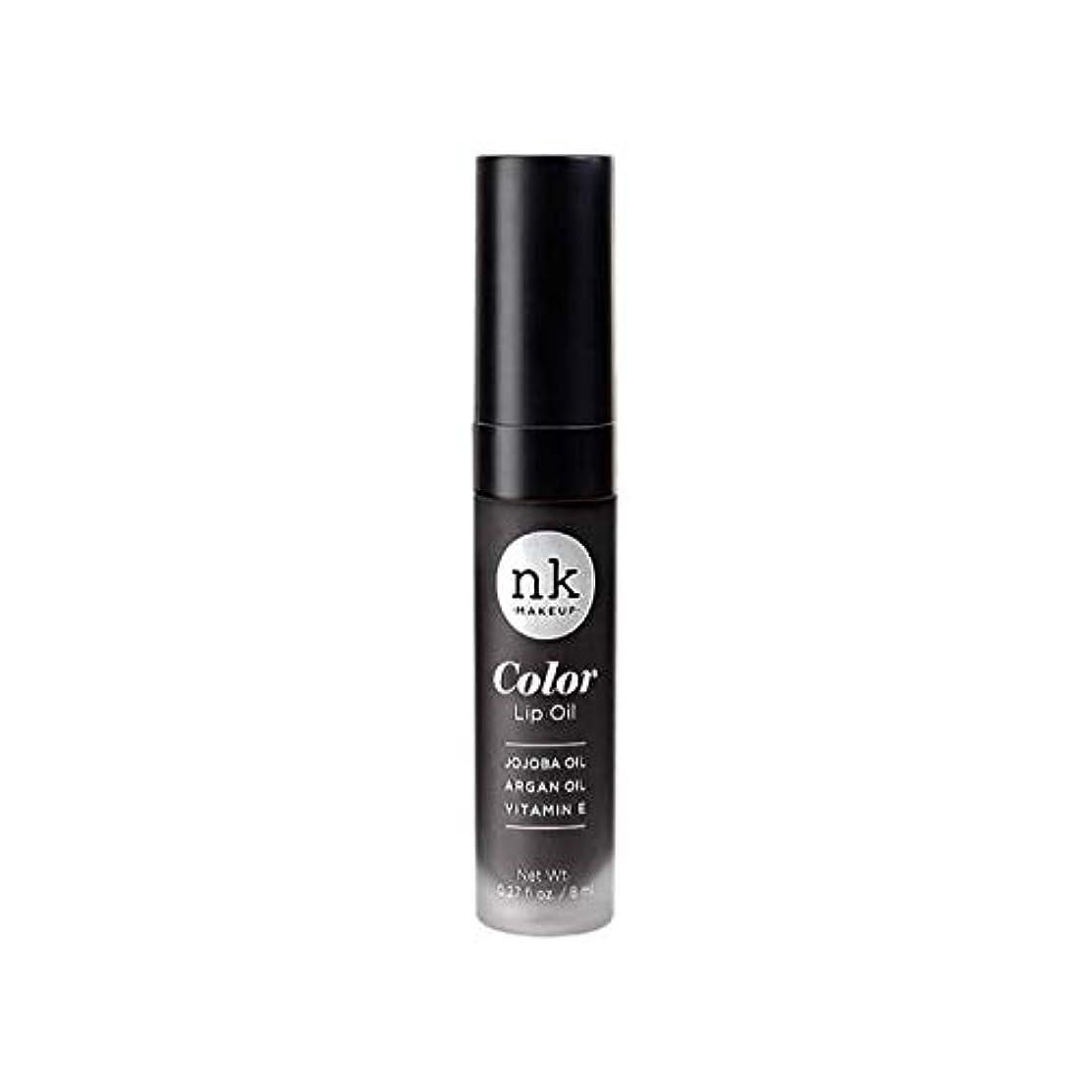 熱望する換気落胆するNICKA K Color Lip Oil - Merlot (並行輸入品)