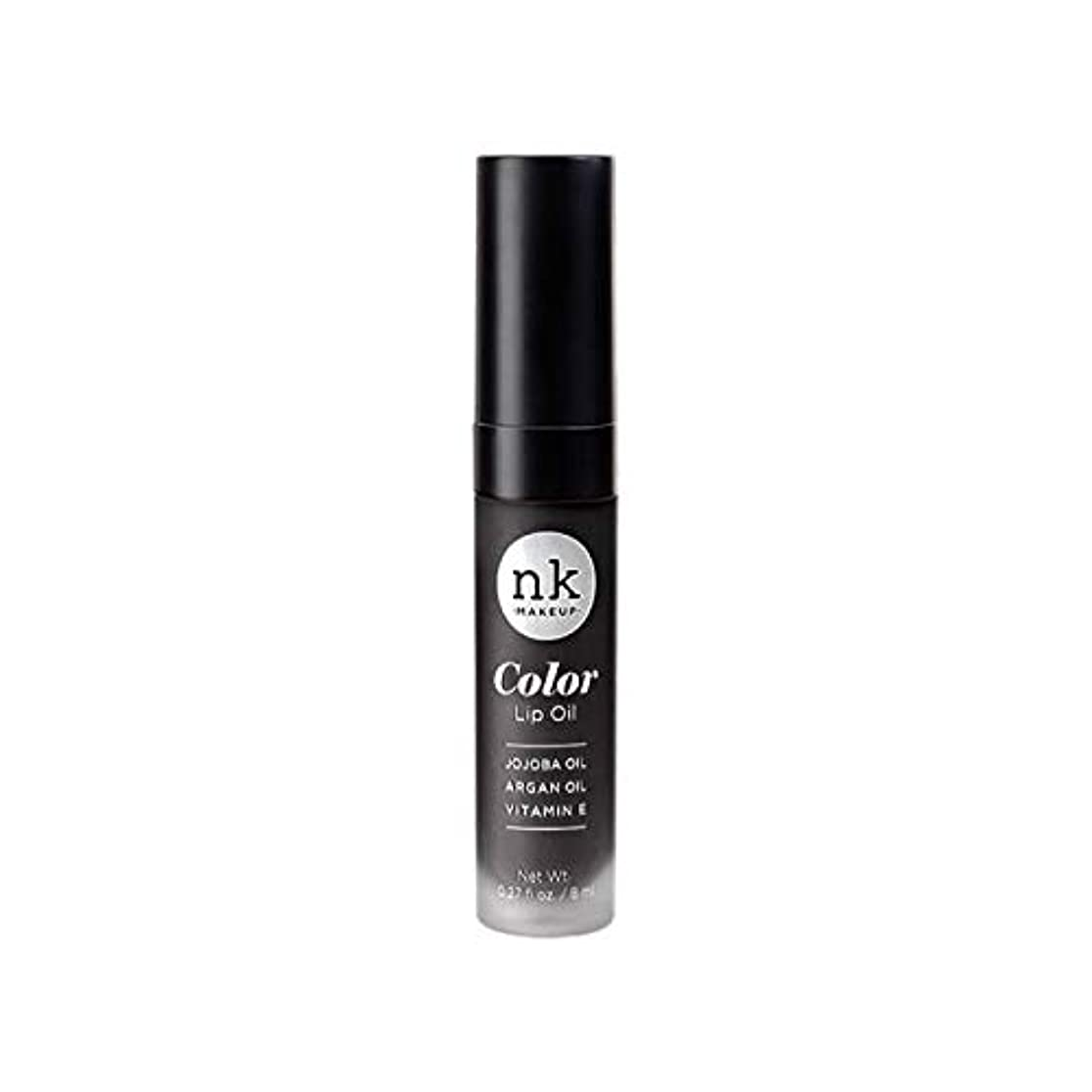 虫もの髄NICKA K Color Lip Oil - Merlot (並行輸入品)