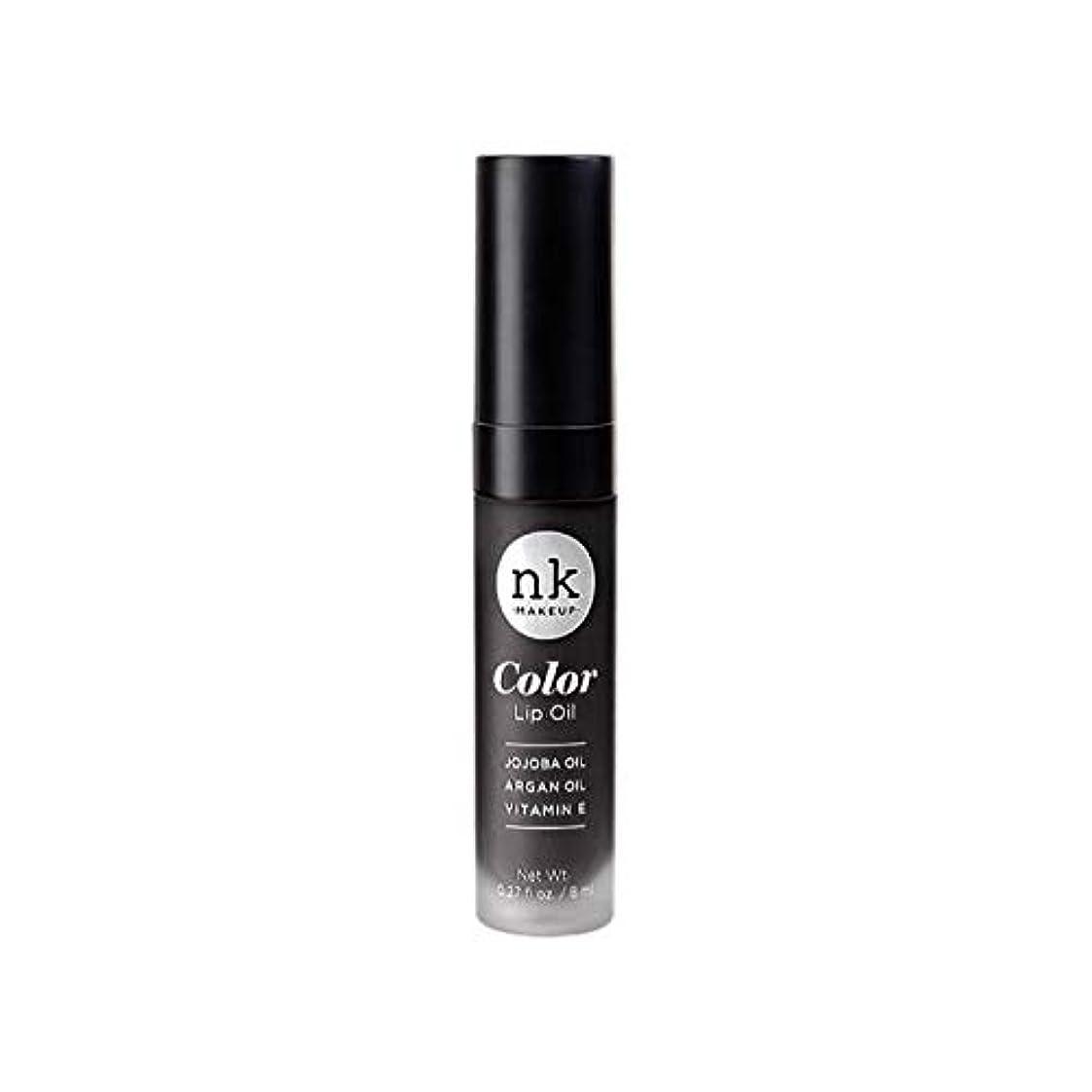 シロクマリマコミュニティNICKA K Color Lip Oil - Merlot (並行輸入品)
