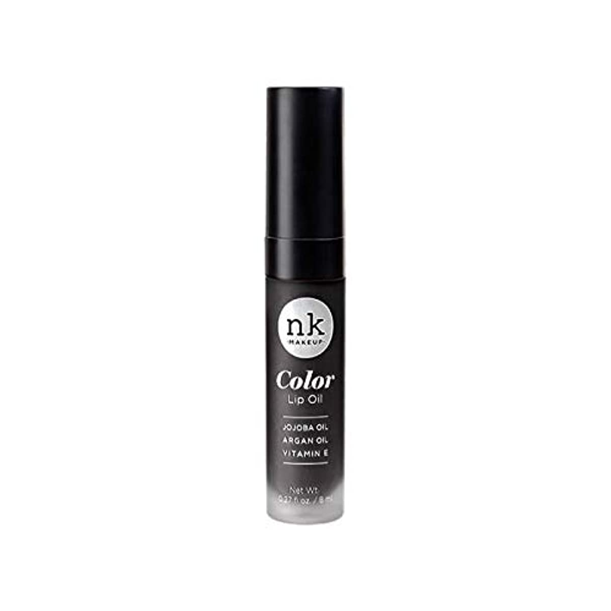 NICKA K Color Lip Oil - Merlot (並行輸入品)