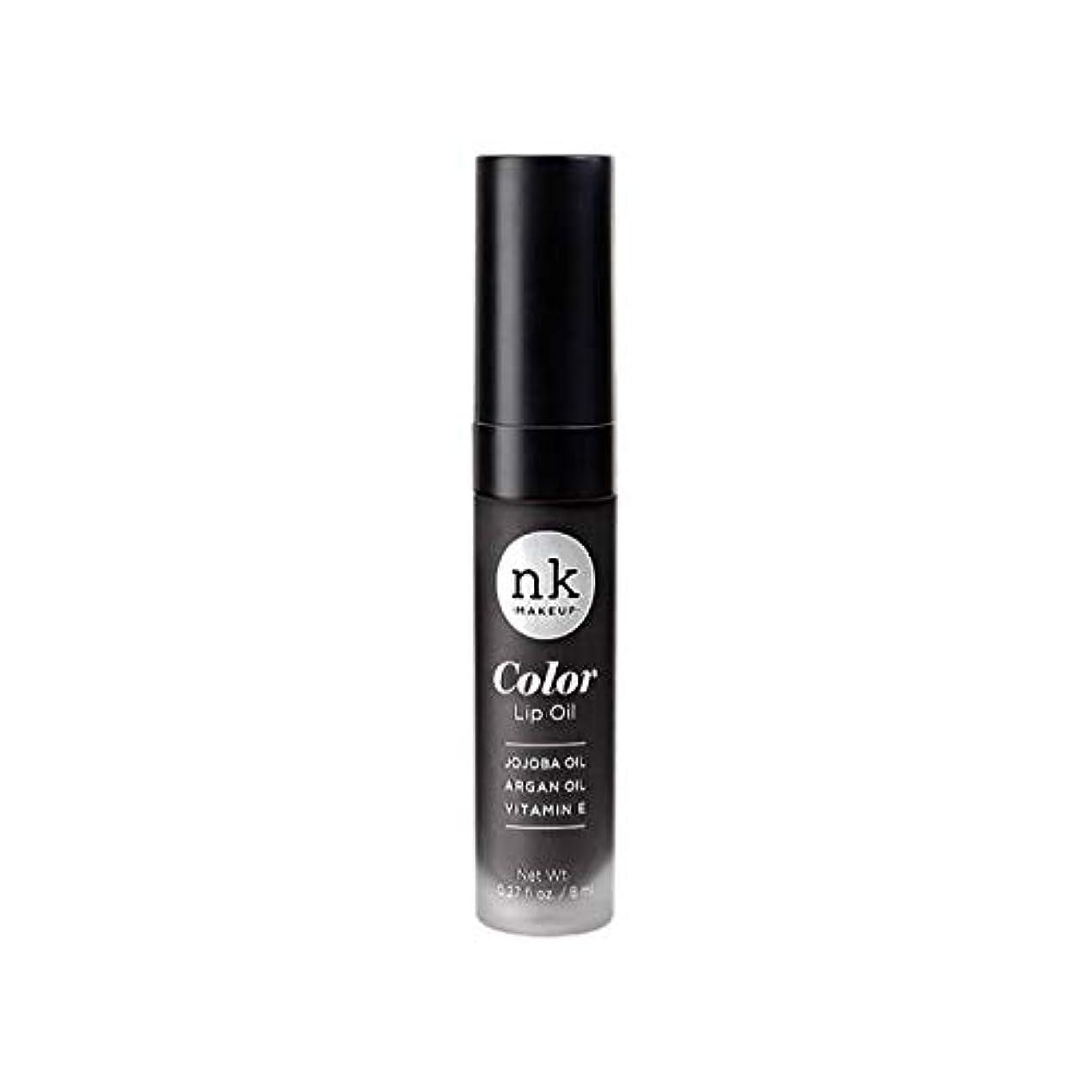 排泄する緑もう一度NICKA K Color Lip Oil - Merlot (並行輸入品)