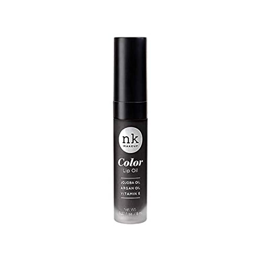 柔和偏差住人NICKA K Color Lip Oil - Merlot (並行輸入品)