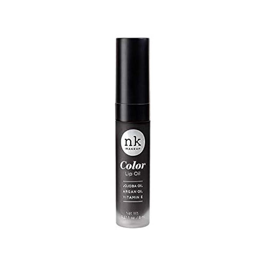 対角線寮理論的NICKA K Color Lip Oil - Merlot (並行輸入品)