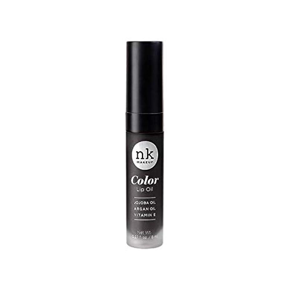 知事発表するなんとなくNICKA K Color Lip Oil - Merlot (並行輸入品)