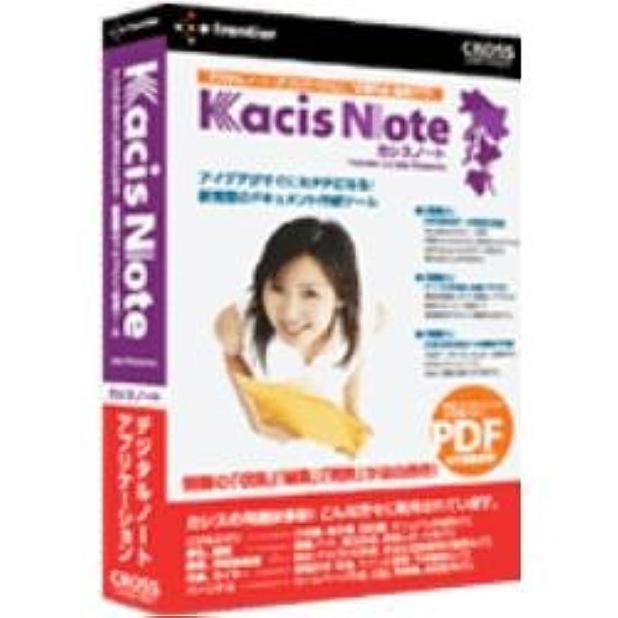 プロジェクター団結ギネスKacis Note for Windows