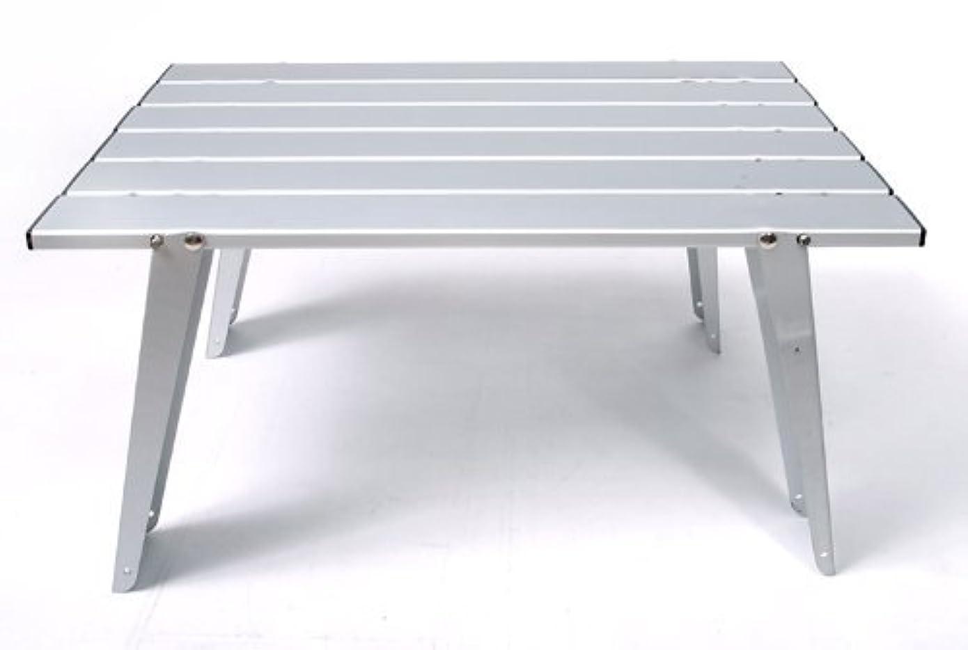 ブロック踊り子優れましたBulin キャンピングアルミ折りたたみテーブル屋外テーブル1.08kg