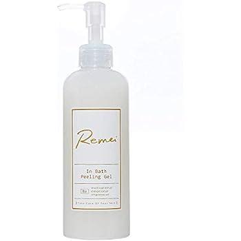 【無添加】Remei インバスピーリングジェル( 250ml) ヒアルロン酸 コラーゲン配合 (単品)