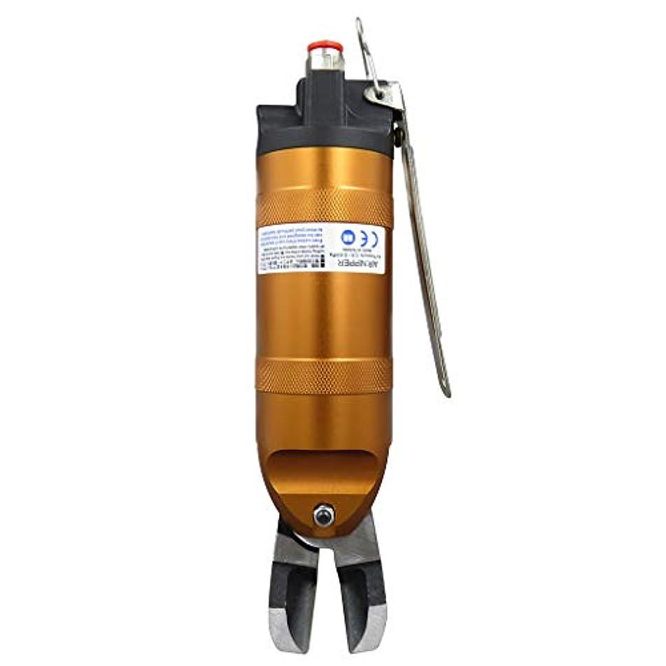 自己最大限アレルギー性FLAMEER エアーニッパー本体 空気はさみ 切断工具 HS30-FD9P 空気圧ニブラー