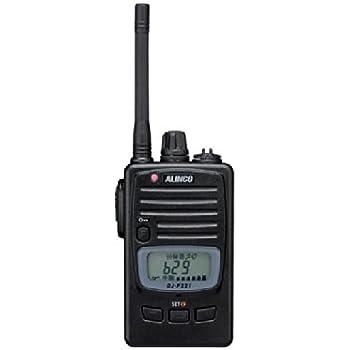 ALINCO(アルインコ) 特定小電力トランシーバー DJ-P221M