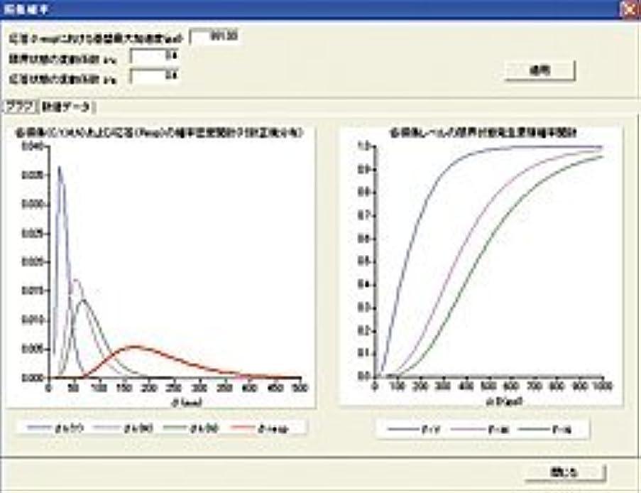 地震リスク解析 FrameRisk《Web認証版》