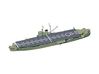 1/700 ウォーターラインシリーズ 日本海軍 帝國陸軍丙型特殊船 あきつ丸SD (最終状態) プラモデル