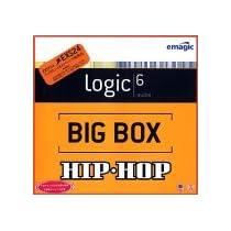Logic Audio 6 BIG BOX HIP・HOP for Macintosh