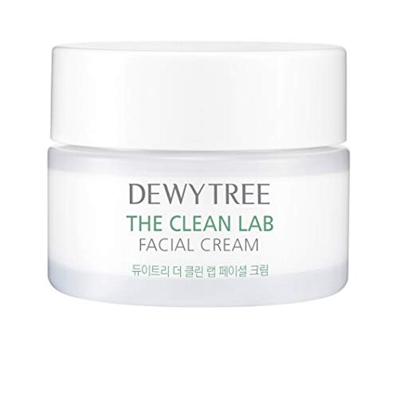 盗賊巡礼者例示する【デューイツリー.dewytree]よりクリーンラップフェイシャルクリーム(75ml)/ the clean lab facial cream + free(laneige. water sleeping mask15ml)