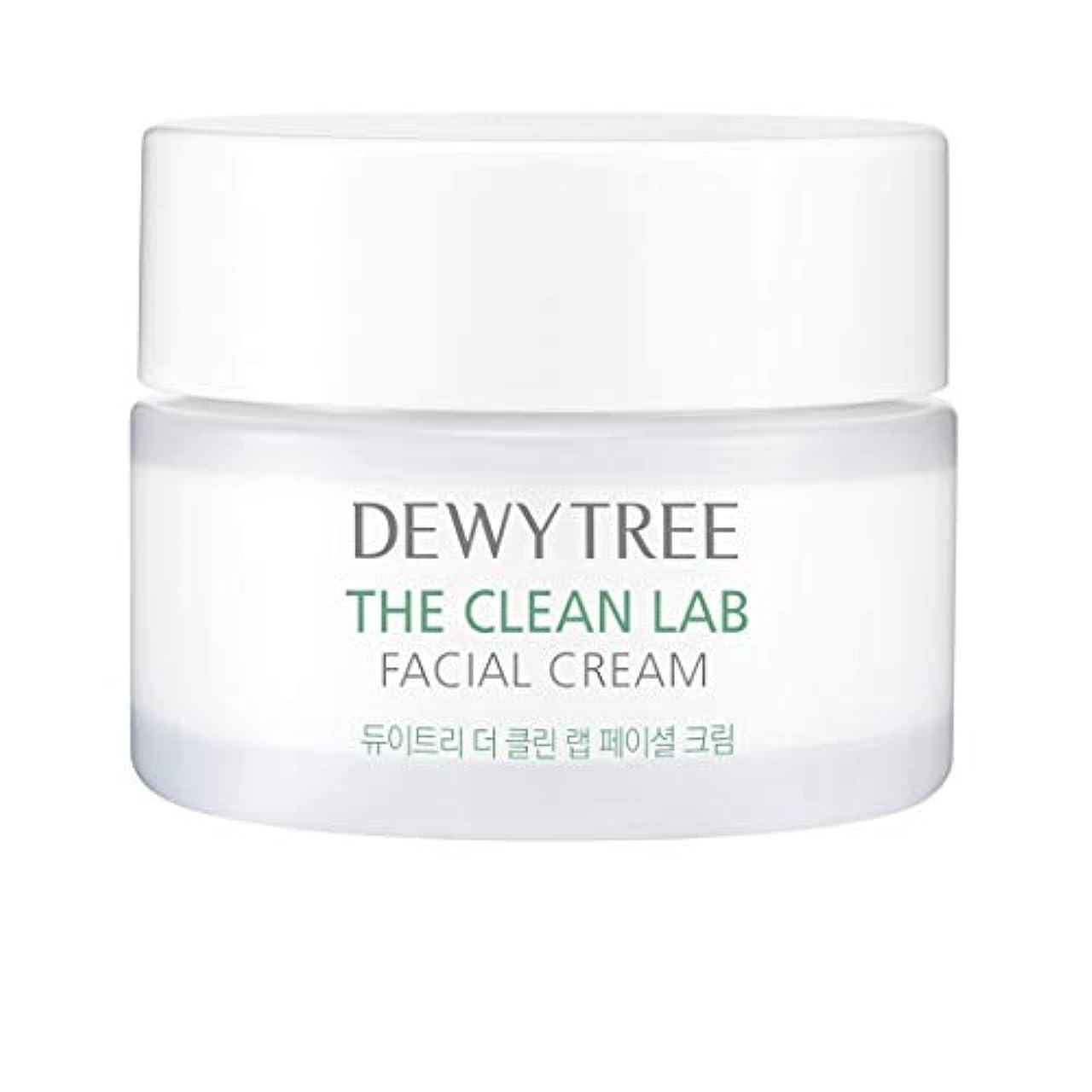 中に削減リース【デューイツリー.dewytree]よりクリーンラップフェイシャルクリーム(75ml)/ the clean lab facial cream + free(laneige. water sleeping mask15ml)