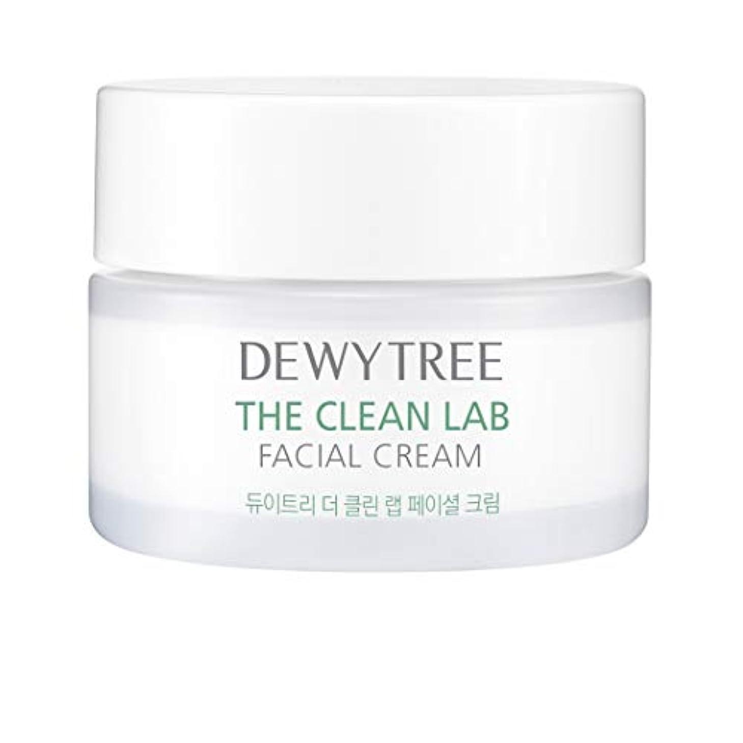 デザイナーありふれたギャラリー【デューイツリー.dewytree]よりクリーンラップフェイシャルクリーム(75ml)/ the clean lab facial cream + free(laneige. water sleeping mask15ml)