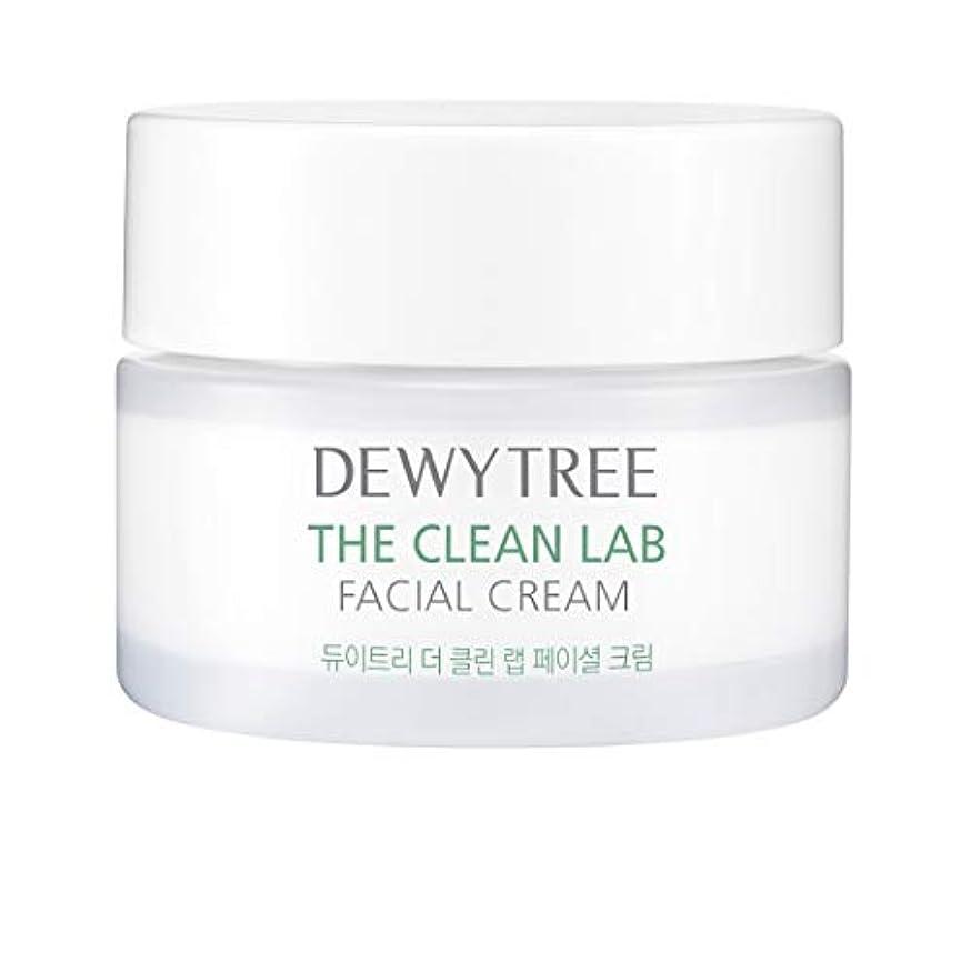 フリース重々しい負【デューイツリー.dewytree]よりクリーンラップフェイシャルクリーム(75ml)/ the clean lab facial cream + free(laneige. water sleeping mask15ml)