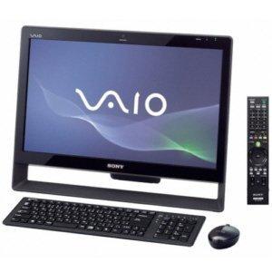 ソニー(VAIO) VAIO Jシリーズ J119 Win7HomePremium 64bit Office2010 ブラック VPCJ119FJ/B