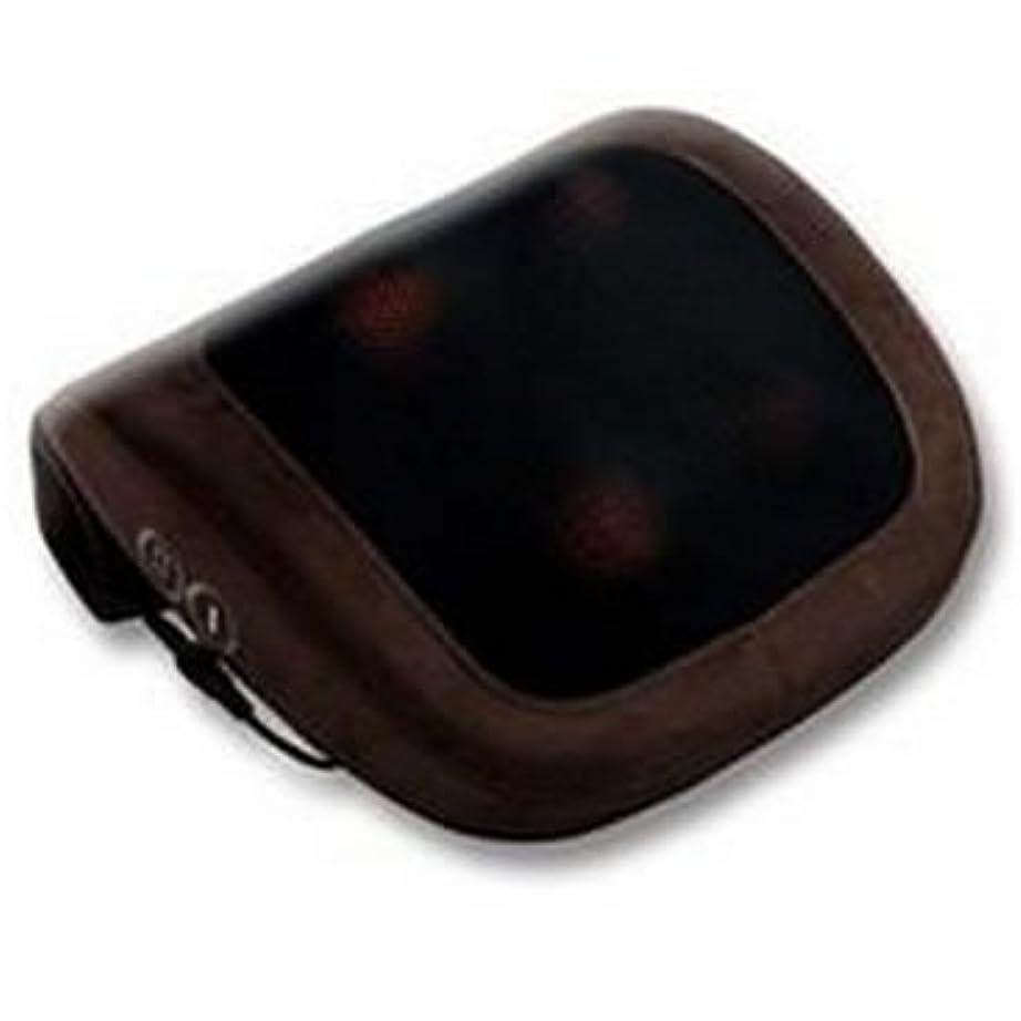 設置収束するモンゴメリーMCR8115T(ブラウン) クッションマッサ-ジャ-「寝ころびマッサ-ジャ- 肩もん」