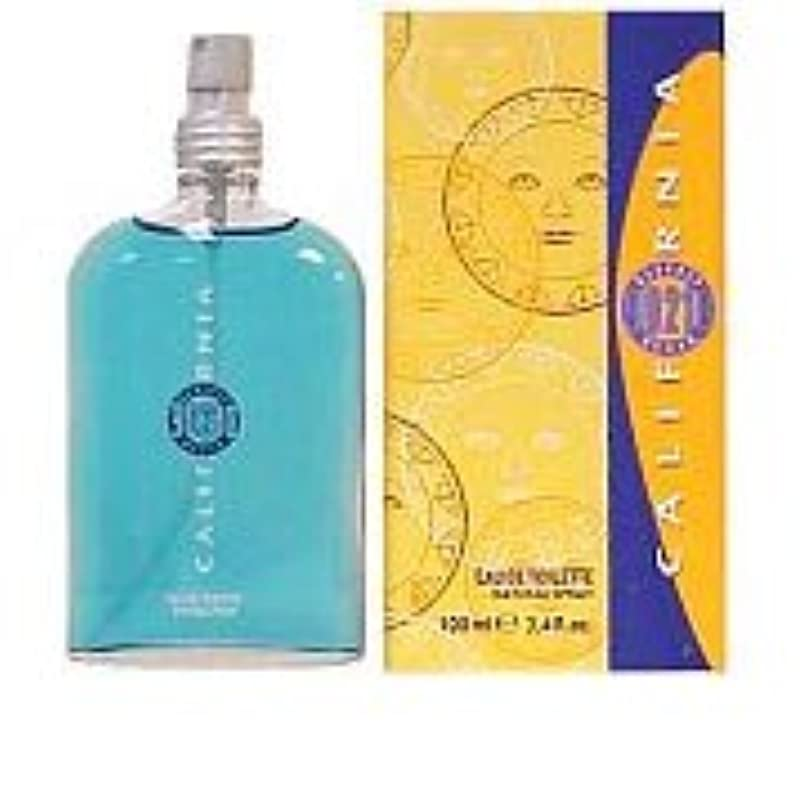 発明するジムシンポジウム90210 California (90210 カリフォルニア) 3.4 oz (100ml) EDT Spray by Beverly Hills 90210 for Men