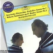 M.ポリーニ(P) ストラヴィンスキー:「ペトルーシュカ」からの3楽章他の商品写真