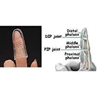 Open Air Stax Finger Splint #0 - Sold EACH by North Coast Medical