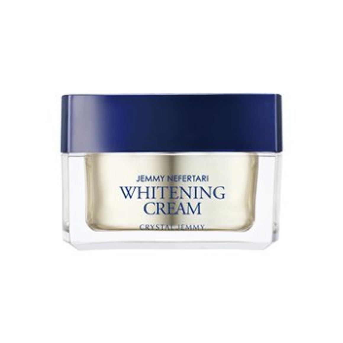 高齢者受動的緊張する美白 クリーム チェンジ 濃密 中島香里 クリスタルジェミー ジェミーネフェルタリ ホワイトニングクリーム