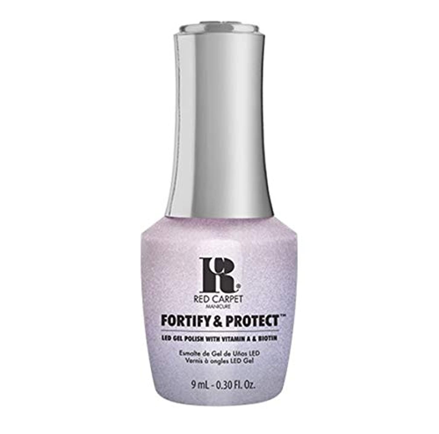 天井ピラミッド毛布Red Carpet Manicure - Fortify & Protect - My Diamonds Sparkle - 9ml / 0.30oz