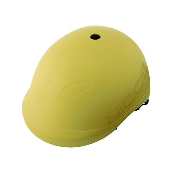 クミカ工業 Nicco ヘルメット ビートル/K...の商品画像
