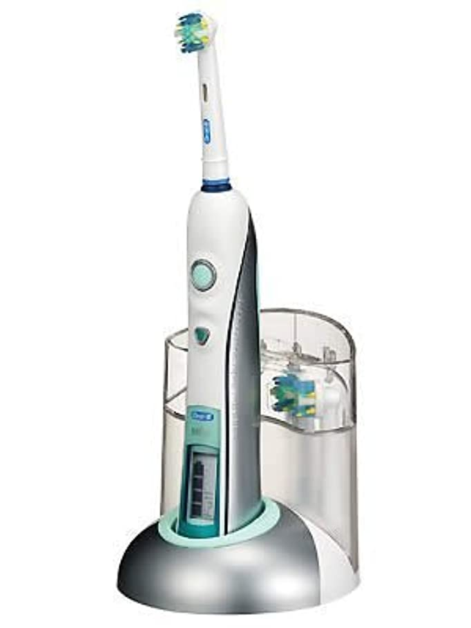 ショットバイソン快適ブラウン オーラルB 電動歯ブラシ デンタプライド D25 516 3