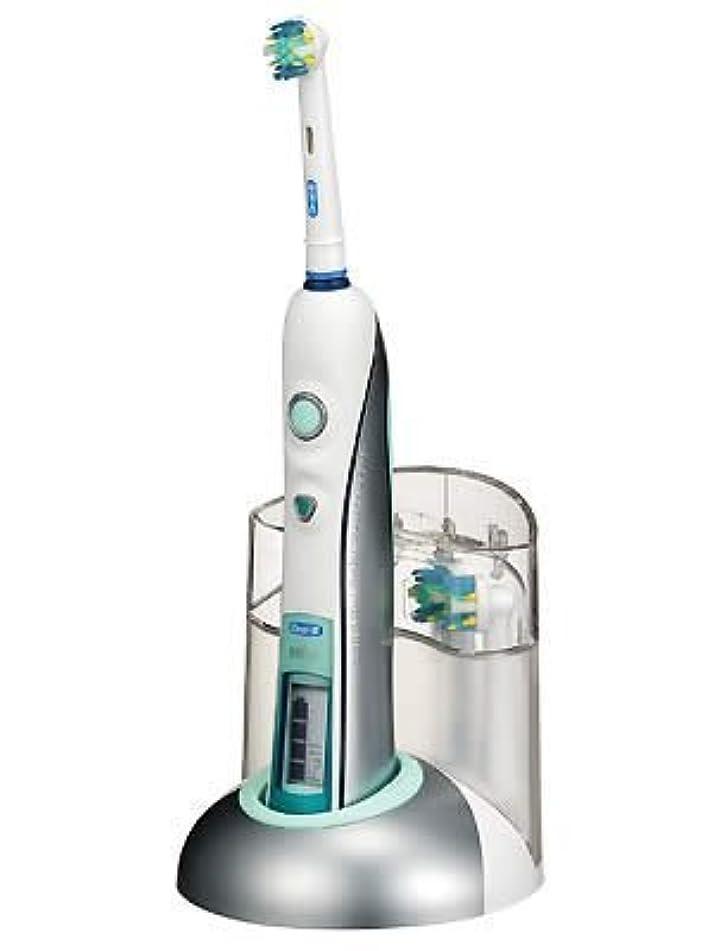 スリチンモイロゴ配管工ブラウン オーラルB 電動歯ブラシ デンタプライド D25 516 3