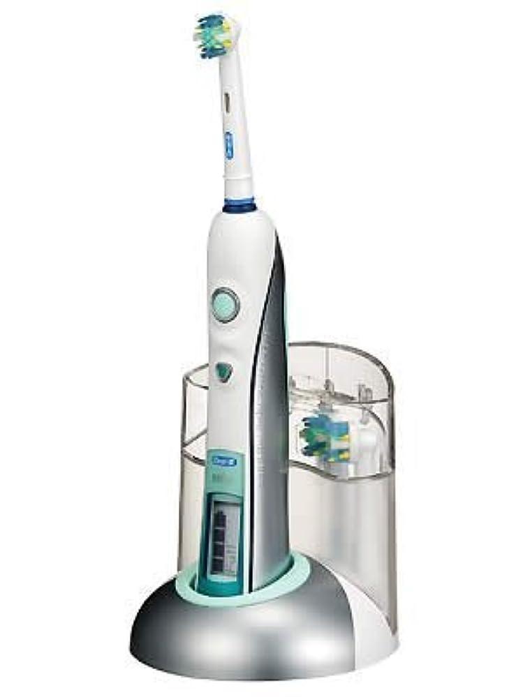 ドメインキャンドルちっちゃいブラウン オーラルB 電動歯ブラシ デンタプライド D25 516 3