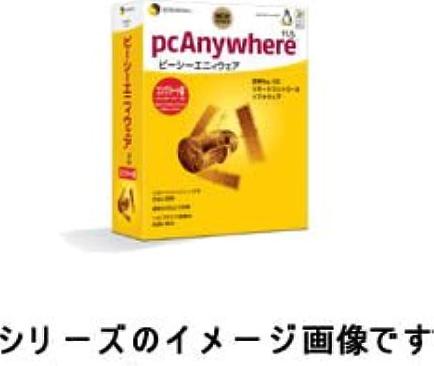 サミット矢肉【旧商品】pcAnywhere 11.5 Complete 日本語版10ユーザー