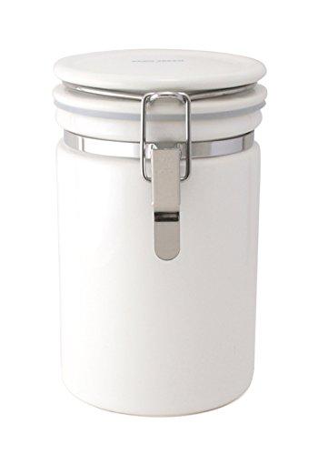 ZEROJAPAN コーヒーキャニスター200 ホワイト CO-200 WH