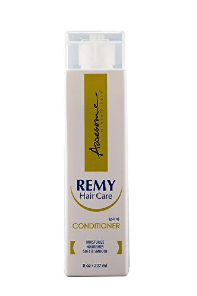 誤解モーテル人間Awesome Remy Hair Care Conditioner, 8 oz by Awesome